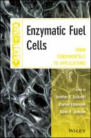Cover image for Enzymatic fuel cells: from fundamentals to applications