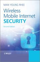 Cover image for Wireless mobile internet security
