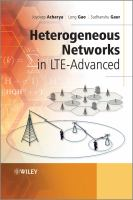Cover image for Heterogeneous networks in LTE-Advanced