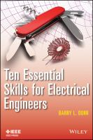 Cover image for Ten essential skills for electrical engineers