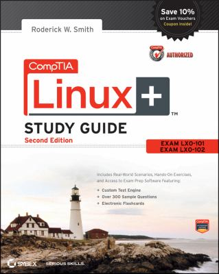 Cover image for CompTIA Linux+ study guide