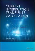 Cover image for Current interruption transients calculation
