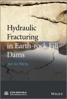 Cover image for Hydraulic fracturing in earth-rock fill dam