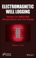 Cover image for Electromagnetic well logging : models for MWD/LWD interpretation and tool design