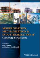 Cover image for Modernisation, Mechanisation and Industrialisation of Concrete Structures