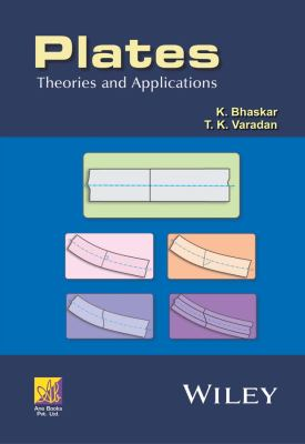 Cover image for Plates : theories and applications