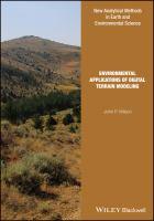 Cover image for ENVIRONMENTAL APPLICATIONS OF DIGITAL TERRAIN MODELING