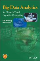 Cover image for Big-Data Analytics for Cloud, IoT and Cognitive Computing