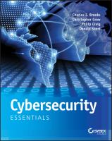 Cover image for CYBERSECURITY ESSENTIALS