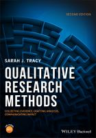 Cover image for QUALITATIVE RESEARCH METHODS : COLLECTING EVIDENCE, CRAFTING ANALYSIS, COMMUNICATING IMPACT