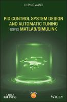 Cover image for PID Control System Design and Automatic Tuning using MATLAB/Simulink