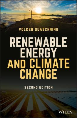 Cover image for Renewable Energy and Climate Change