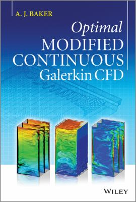 Cover image for Optimal modified continuous Galerkin CFD