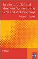 Cover image for Solutions for soil and structural systems using Excel and VBA programs