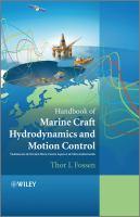 Cover image for Handbook of marine craft hydrodynamics and motion control= Vademecum de Navium Motu Contra Aquas et de Motu Gubernando