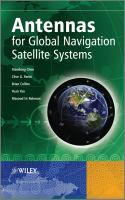 Cover image for Antennas for global navigation satellite systems