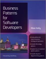 Cover image for Business patterns for software developers