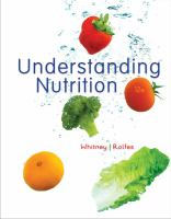 Cover image for Understanding nutrition