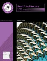 Cover image for Revit architecture 2013 and beyond