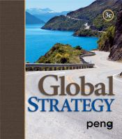 Cover image for Global strategy