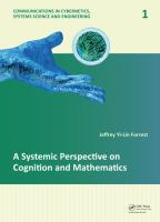 Cover image for A systemic perspective on cognition and mathematics