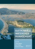 Cover image for Sustainable watershed management