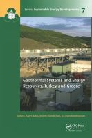 Cover image for Geothermal systems and energy resources : Turkey and Greece