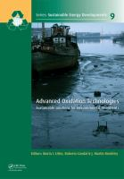 Cover image for Advanced oxidation technologies : sustainable solutions for environmental treatments