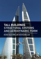 Cover image for Tall buildings : structural systems and aerodynamic form