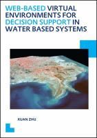 Cover image for Web-based virtual environments for decision support in water systems