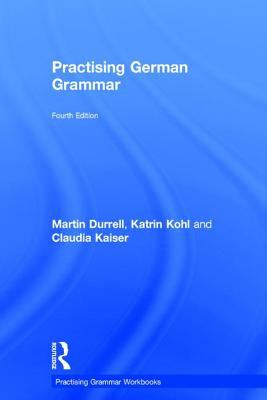 Cover image for Practising GERMAN Grammar