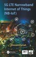 Cover image for 5G LTE narrowband Internet of Things (NB-IoT)