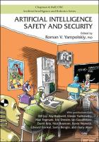 Cover image for Artificial Intelligence Safety and Security