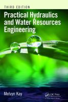 Cover image for Practical Hydraulics and Water Resources Engineering