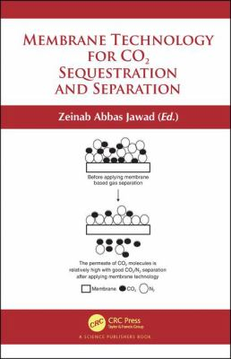 Cover image for Membrane technology for CO₂ sequestration and separation