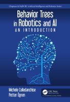 Cover image for Behavior Trees in Robotics and AI : An Introduction