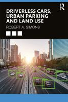 Cover image for Driverless Cars, Urban Parking and Land Use