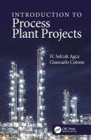 Cover image for Introduction to process plant projects
