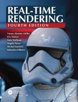 Cover image for Real- Time Rendering