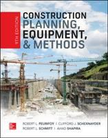 Cover image for Construction Planning, Equipment, and Methods