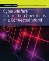 Cover image for Cyberwarfare : information operations in a connected world