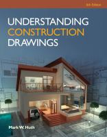 Cover image for Understanding construction drawings