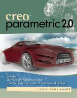 Cover image for Creo parametric 2.0