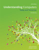 Cover image for Understanding computers : today and tomorrow : introductory