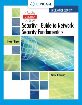 Cover image for CompTIA security+ guide to network security fundamentals