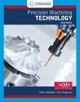 Cover image for Precision machining technology