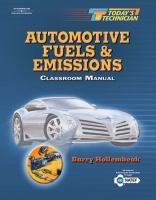 Cover image for Shop manual for automotive fuels and emissions