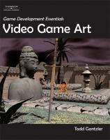 Cover image for Game development essentials : video game art