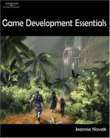 Cover image for Game development essentials :  an introduction