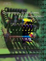 Cover image for Control systems technology